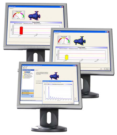Figure 2. EDDL graphics technology gives a clearer picture of equipment status.