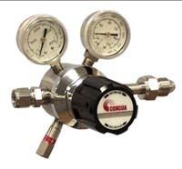 Figure 3. This unit can provide high flow rates while still maintaining pressure control accuracy.