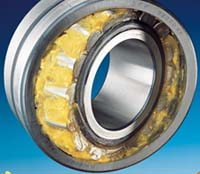 Figure 3. Bearings require the right amount of grease as well as appropriate regreasing intervals.