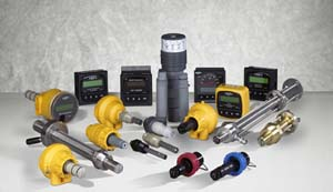 GF Piping System's instrumentation product family.