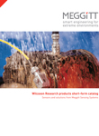 Industrial Vibration Sensors Catalog Thumbnail