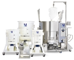 Powder Amp Solids Millipore Launches Mobius Mix 1000