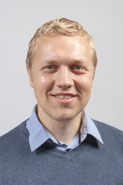 Bjørn Maribo-Morgensen winner of the 2015 EFCE Excellence in Thermodynamics and Transport Properties