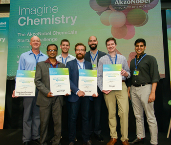 Four Overall Winners For Imagine Chemistry Challenge