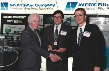 Larry Avery, Filtration Engineer, 1921 - 2015
