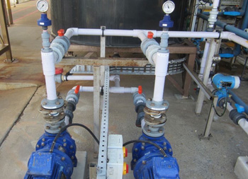 Magnetic Drive Pumps -- Figure 1. Such units are the most common sealless pumps used at chemical plants.