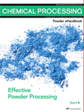 CP Powder eHandbook: Effective Powder Processing Thumbnail