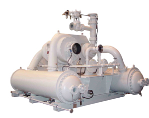 API CENTRIFUGAL COMPRESSOR -- Figure 3. Highly engineered integrally geared unit can run for up to five years without a shutdown.