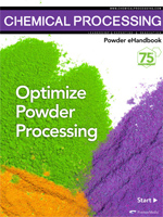 Chemical Processing's Powder eHandbook: Optimize Powder Processing Thumbnail