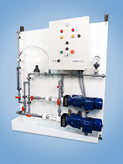 Seepex Introduces ALPHA Chemical Metering Systems