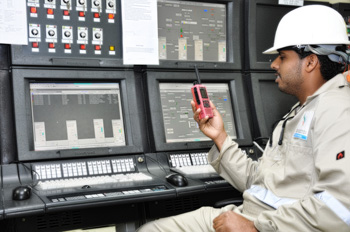 Oman Plant -- Figure 1. Salalah Methanol Company sought to increase reliability by getting a unified enterprise view of its information. Source: SMC.