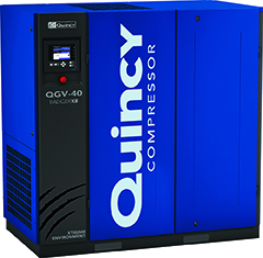 Quincy Compressor QGV BADGERXE